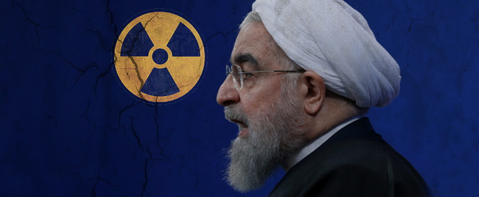 Iran: Rouhani threatens to scrap nuclear deal