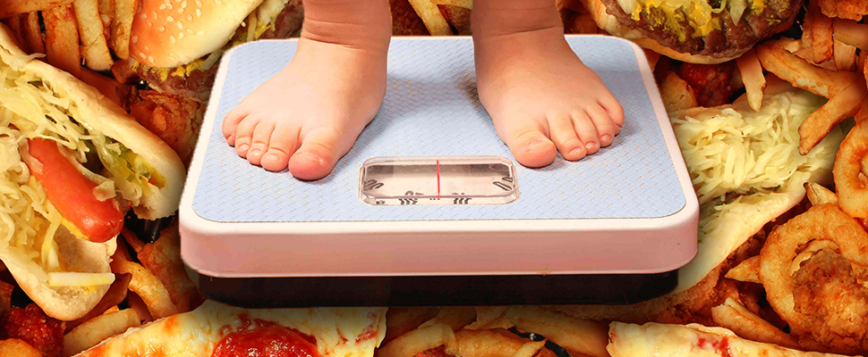 Kids, weight and fast food