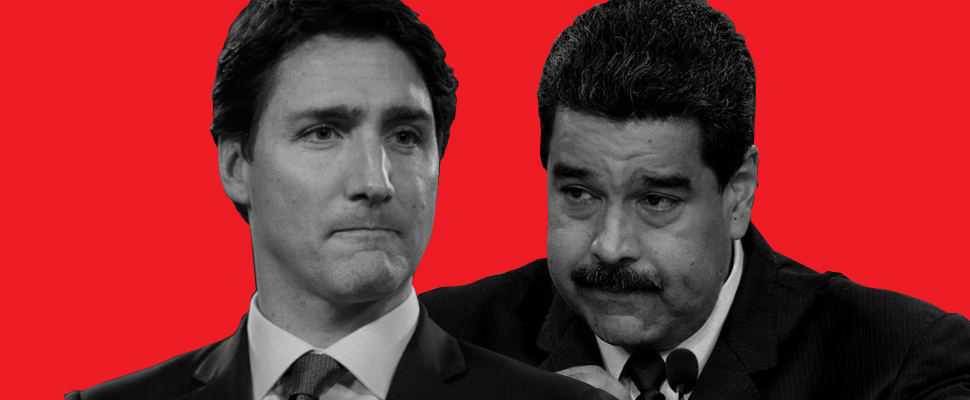 Canada: sanctions against Venezuela