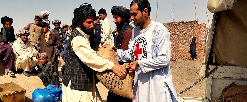 Red Cross Afganistan