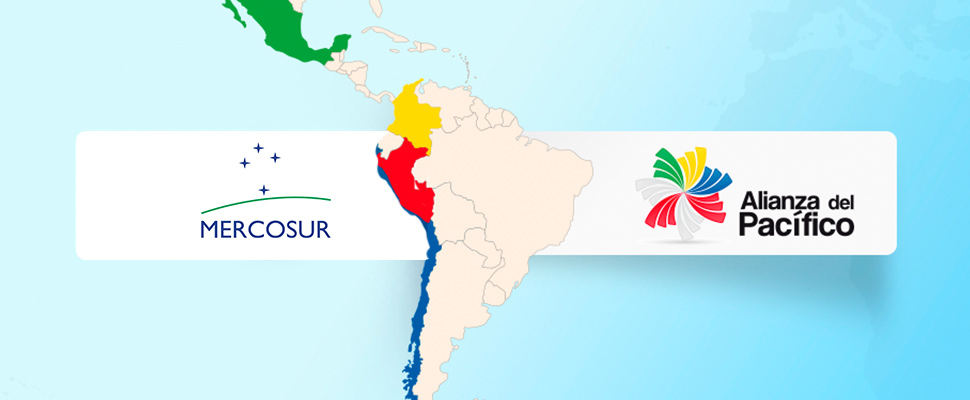 The new South America