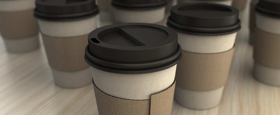 United Kingdom: looking to end disposable coffee cups