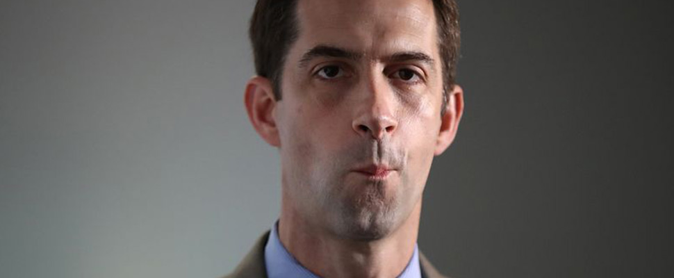 Arkansas Senator Tom Cotton