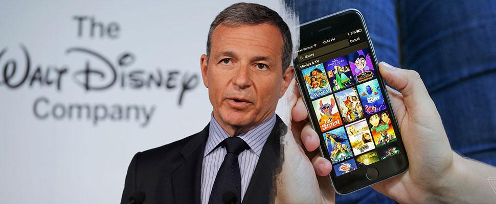 Disney Play: Netflix's new competitor