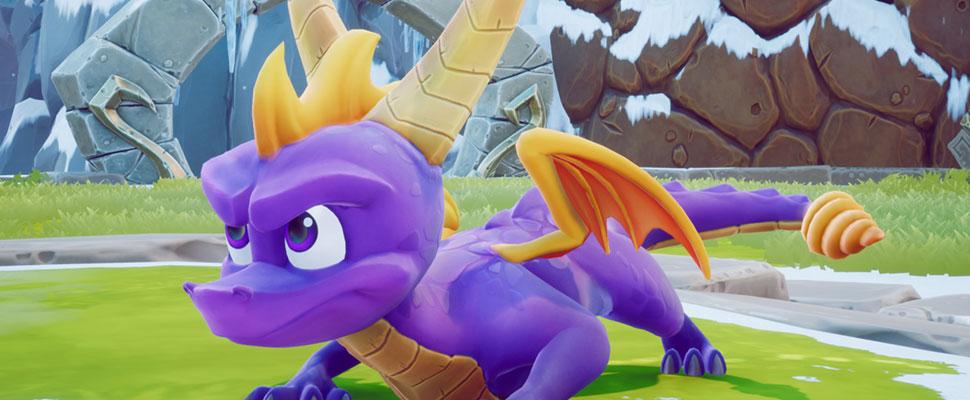 Spyro Reignited Trilogy: el regreso de un ícono de los videojuegos