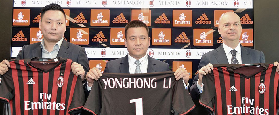 The new owners of AC Milan are 'vultures'