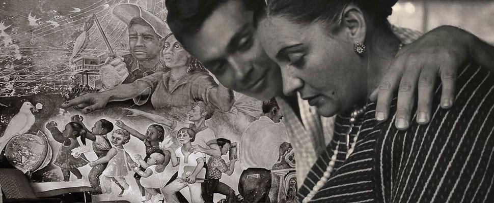 Aurora Reyes: una artista rebelde que luchó por la igualdad en México
