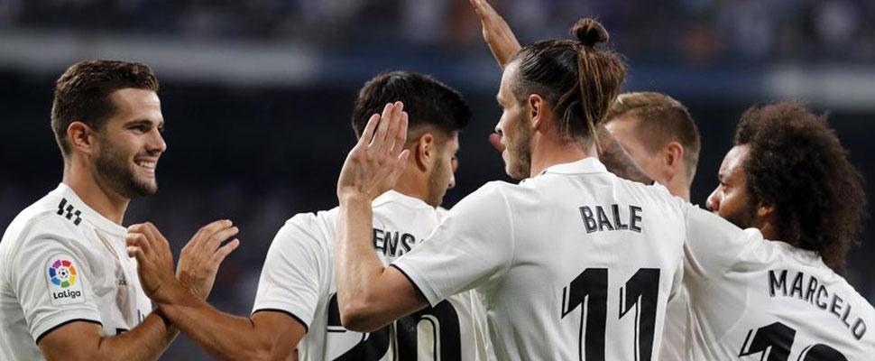 No llenó casa: La pequeña crisis del Real Madrid