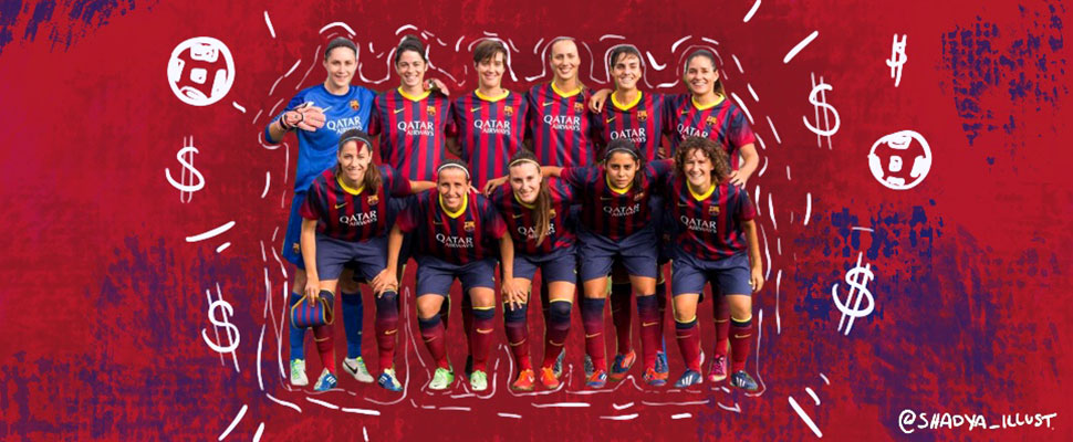 Football and women: how is women's teams financing in Latin America?