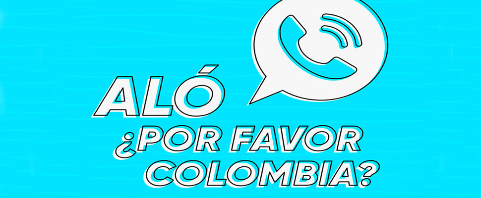 What would you say to a Colombian minister on a 10-minute call?