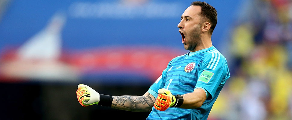 David Ospina wants to shine in Italy's Napoli