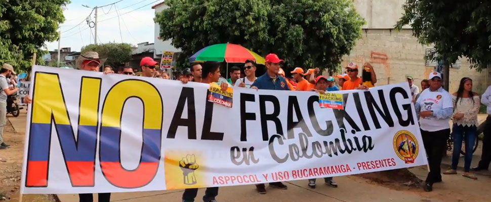 Everything you need to know about fracking in Latin America