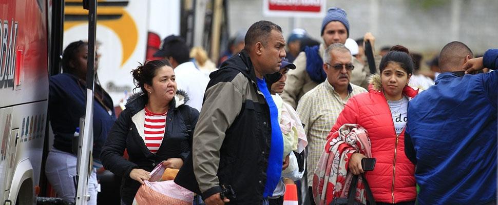 Estas son las cifras que deja el éxodo venezolano