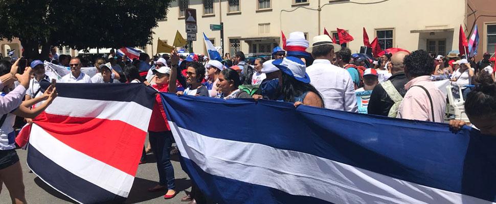Los nicaragüenses en el exterior también son víctimas de xenofobia