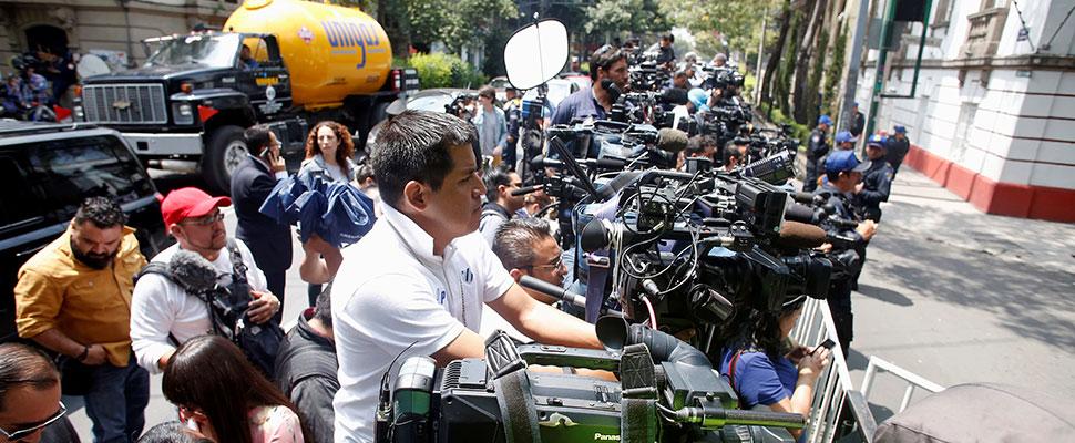 Ser periodista en Latinoamérica es el oficio más peligroso