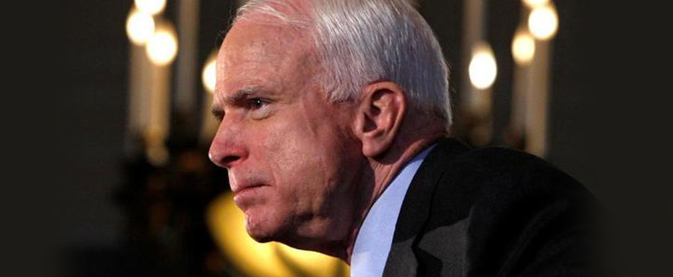 John McCain: Why do immigrants will remember him fondly?