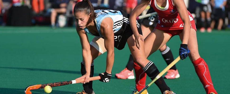"""The future of field hockey comes with the Argentine """"Leonas"""""""
