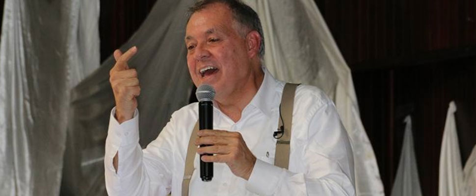 Who is Alejandro Ordóñez, the new ambassador of Colombia at OAS?