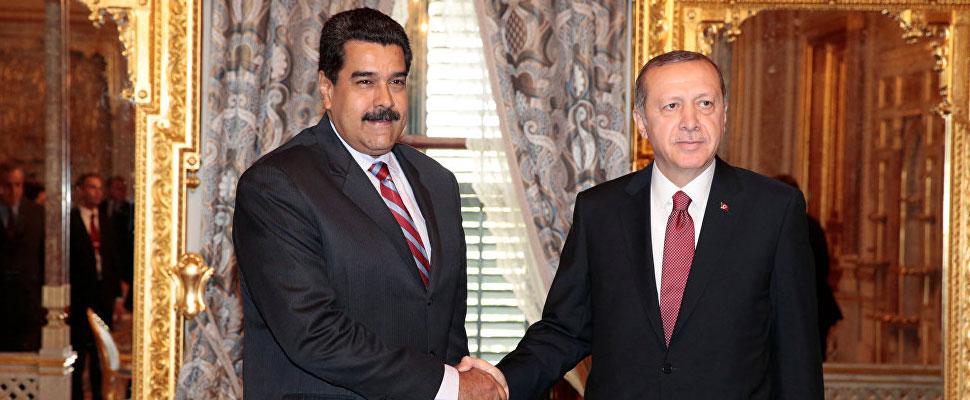 ¿Por qué Turquía ve potencial en Venezuela a pesar de su crisis?