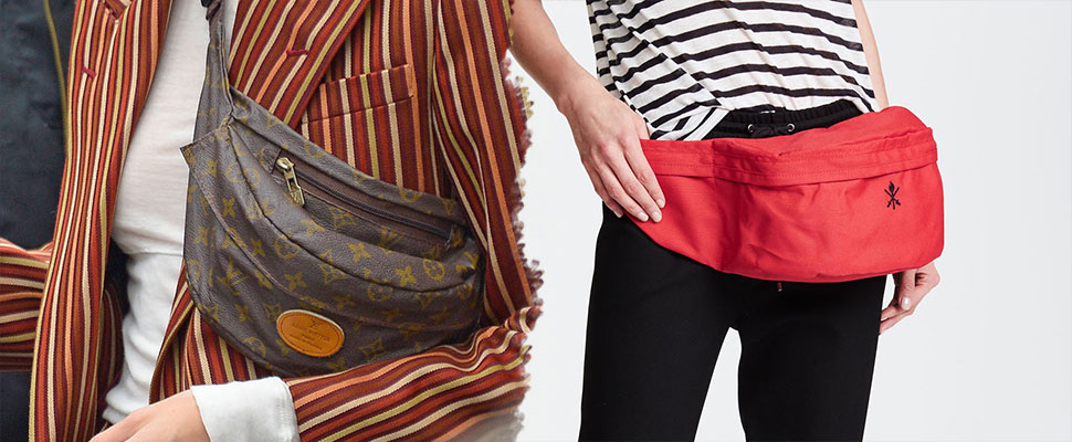 Fanny packs come back to make our life easier