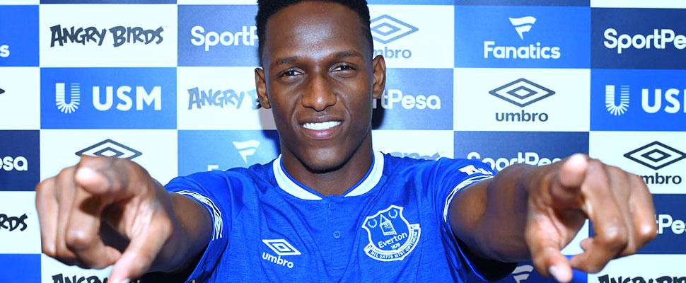 ¿Yerry Mina será titular en la Premier League?