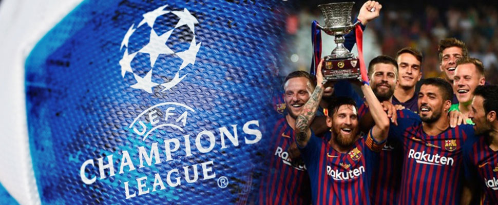 Uefa Champions League Barcelona Is In The Group Of Death Latinamerican Post