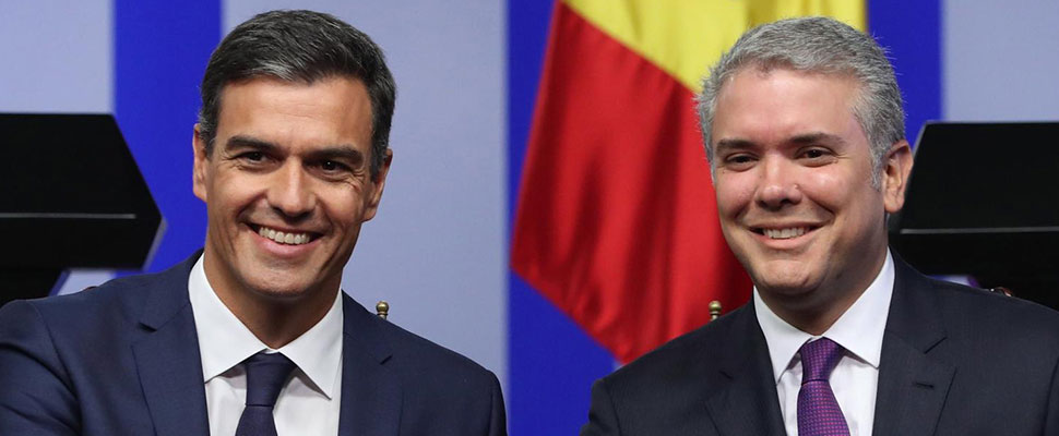 Colombia: Lo que dejó la visita del presidente español
