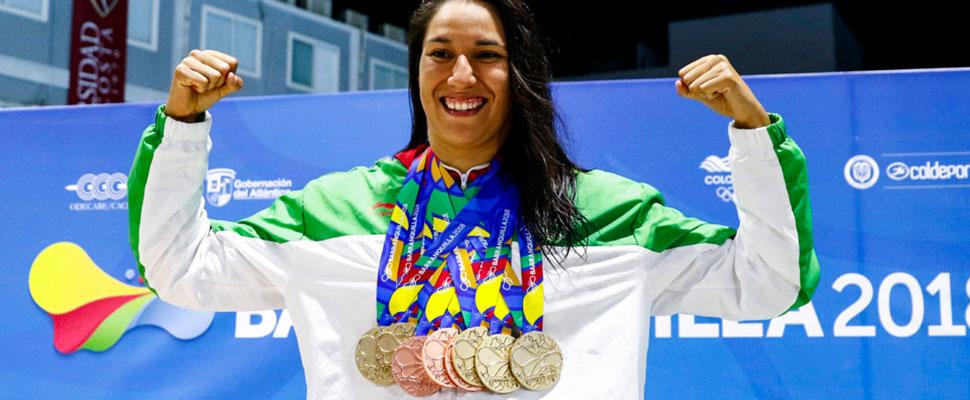 Liliana Ibáñez: the unstoppable Mexican swimmer