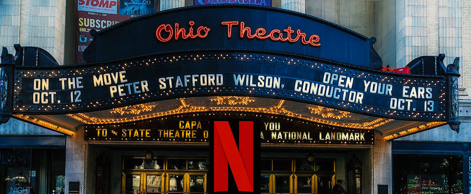 """Netflix's strategy to compete in the """"big leagues"""" of film festivals"""