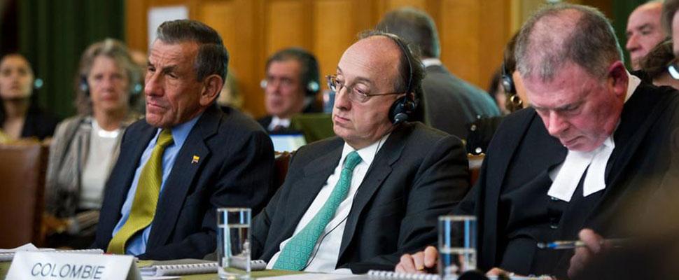 ¿Quién es el nuevo embajador de Colombia ante la ONU?