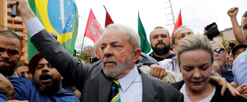Brasil: La candidatura de Lula peligra