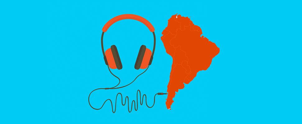 ¿No sabes qué escuchar? Prueba estos 3 podcast latinoamericanos