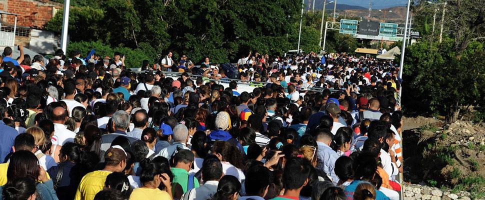¡Bienvenidos! 11 países acogerán venezolanos con documentos vencidos