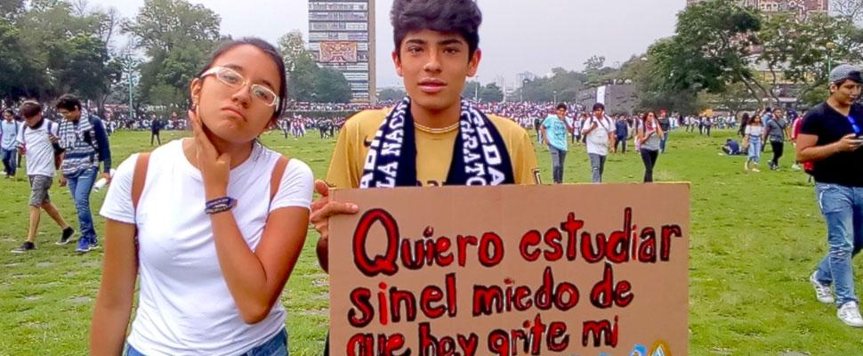 México: ¿Qué ha llevado a los estudiantes a manifestarse en las calles?
