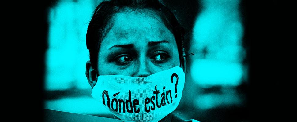 7 de los 10 países con más desapariciones forzadas son latinoamericanos