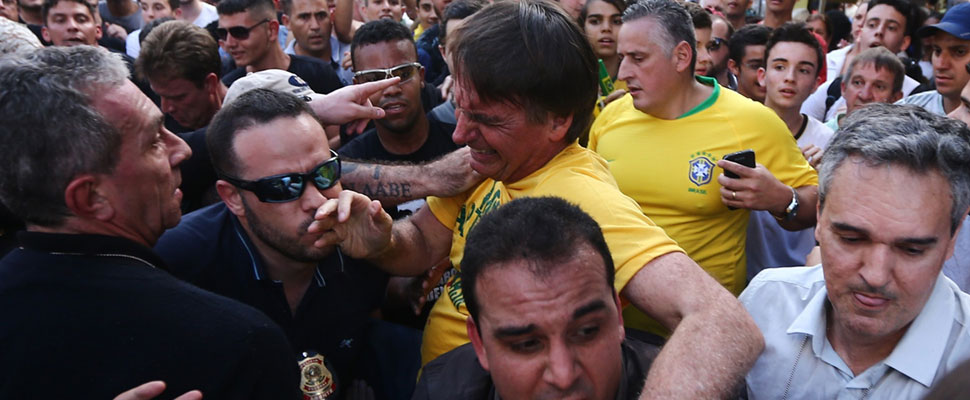 Brasil: ¿Fue el atentado contra Jair Bolsonaro fruto del odio que ha sembrado?