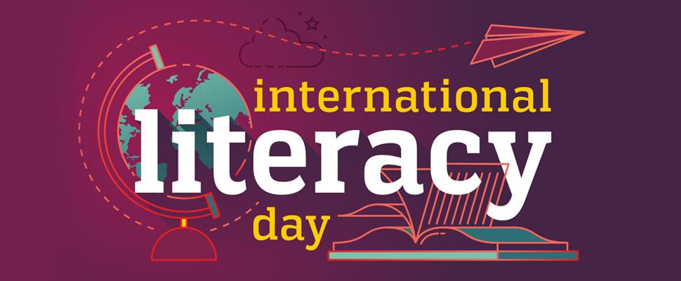 Let's celebrate International Literacy Day