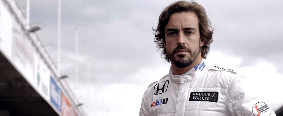 Fernando Alonso's new objective: The Triple Crown