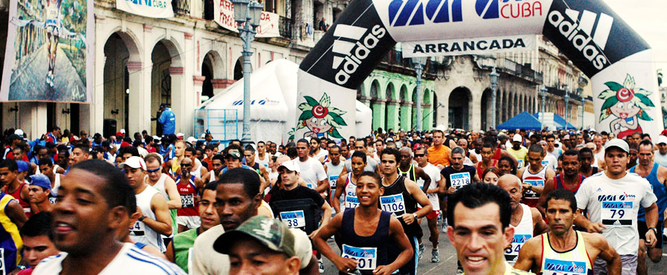 From Cuba to the world: The Havana Marathon is here!