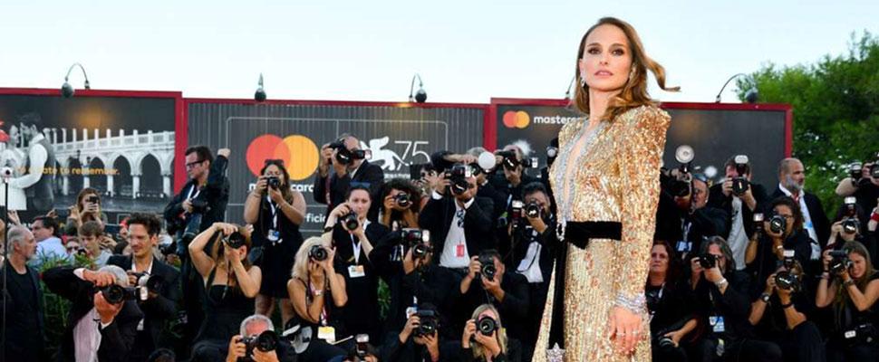 Festival de Cine de Venecia: 7 looks que nos encantaron de la alfombra roja