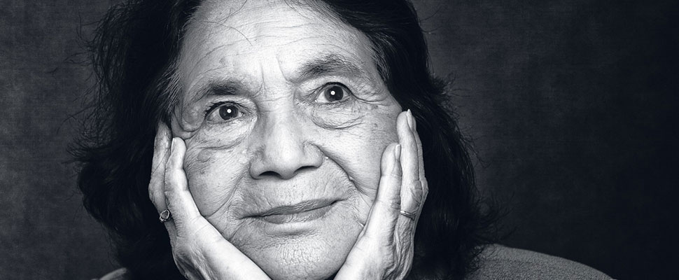 Dolores Huerta: The woman who said 'Yes we can' to latino's rights