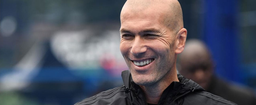 These are the 3 soccer teams that want Zinedine Zidane as coach