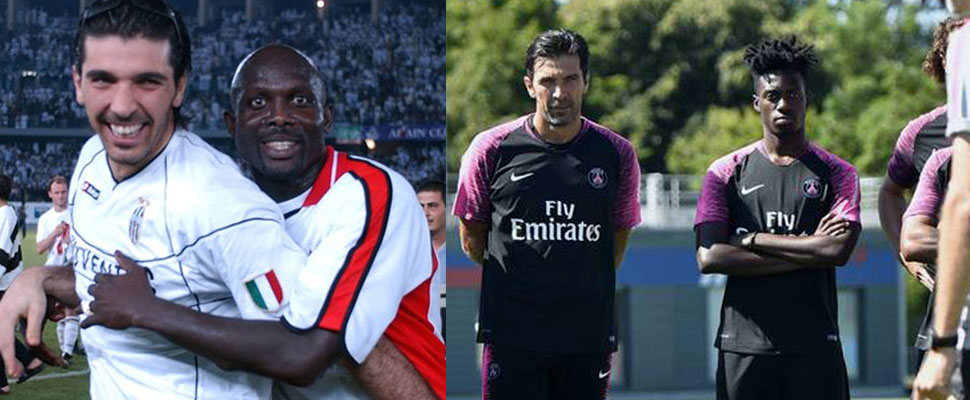 Gianluigi Buffon: A legend who has played soccer with two generations