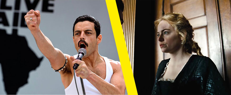 From Rome to Bohemian Rhapsody: The 10 most anticipated films of this season