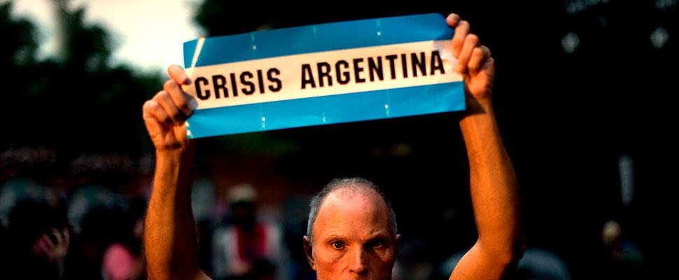 Resultado de imagen para crisis Argentina