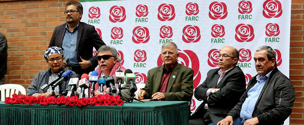 How is FARC's political party going after its first year?