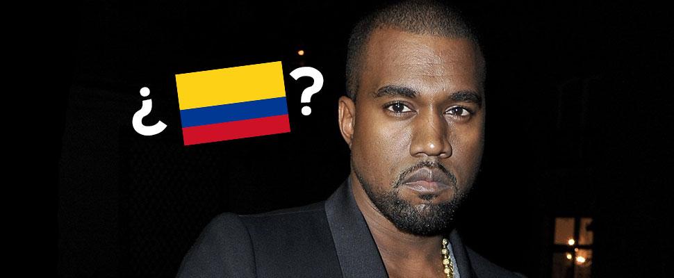 'Colombia' o 'Columbia': ¿es un error la forma en la que Kanye West llamó a este país?
