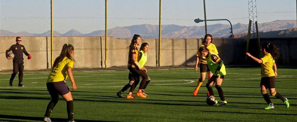 The Strongest of Bolivia: Female players take over this traditional club