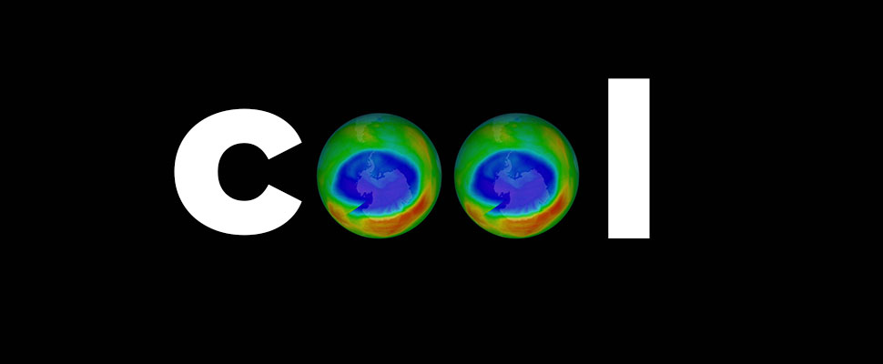 """Keep cool and carry on"": Let's continue protecting the ozone layer"
