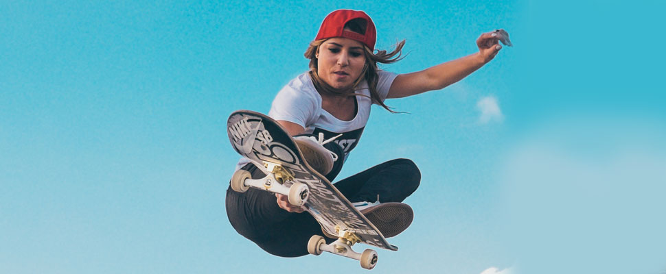 She is the most popular skater on the planet
